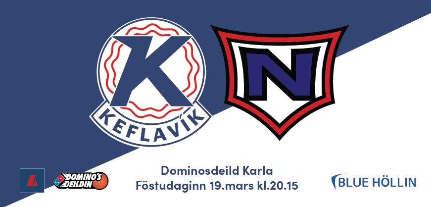 Keflavík vs Njarðvík